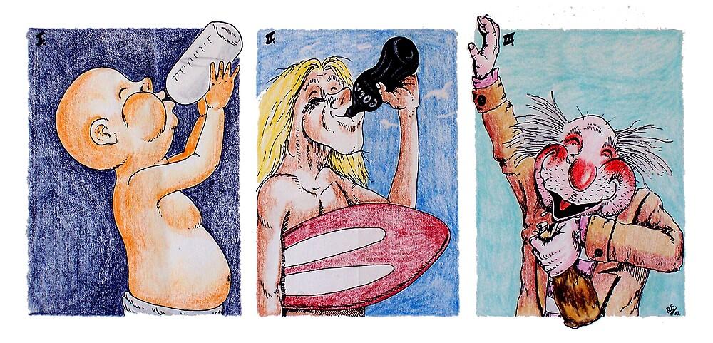 One Long Drink by Karsten Stier