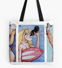 One Long Drink Tote Bag