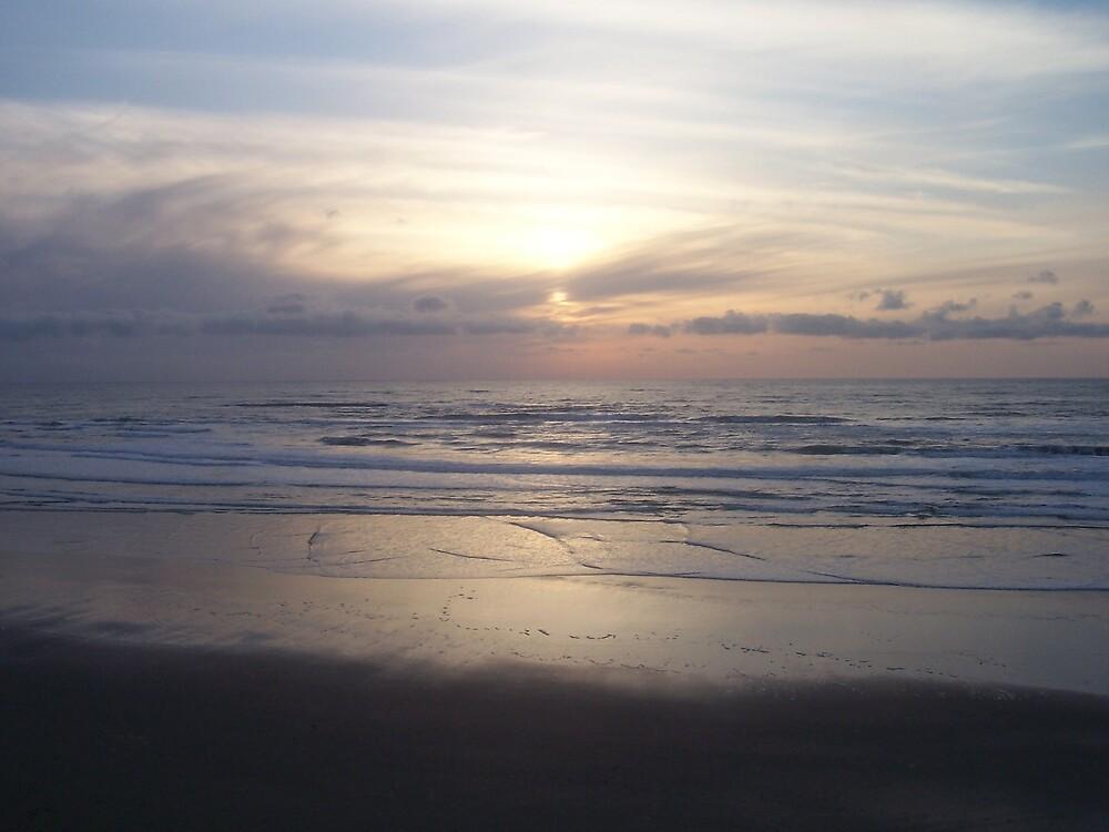 ocean sunset by eprince28