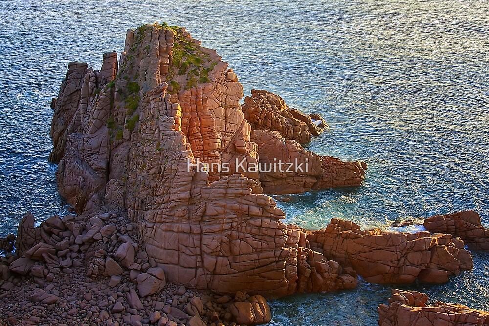 0602 Natures Brickwork - Phillip Island by Hans Kawitzki