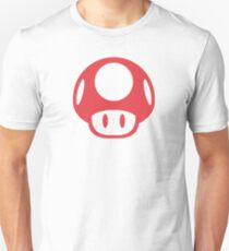 Super Mario Bros. Symbol - Super Smash Bros. (color) T-Shirt
