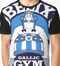 Indomitable Strength Graphic T-Shirt