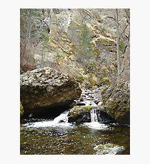 Bear Creek II  Photographic Print