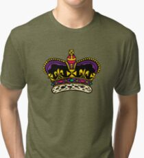Crown Royalty Tri-blend T-Shirt