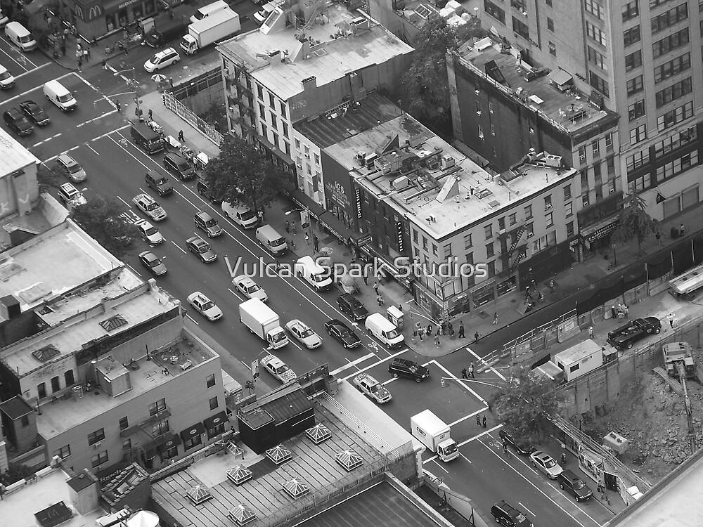 NY Traffic by Vulcan Spark Studios
