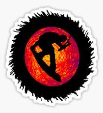Wake Nation Sticker