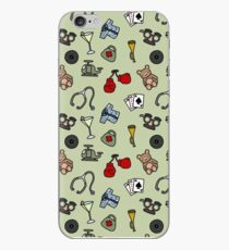 Martinis and Medicine iPhone Case