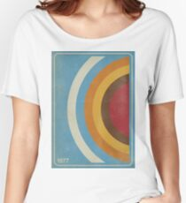 1977 - vintage art Women's Relaxed Fit T-Shirt
