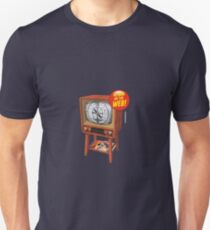 TV: As seen on ... the web. Unisex T-Shirt