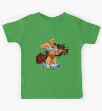 He Man - Masters of the Universe Kids Tee