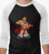 He Man - Masters of the Universe Men's Baseball ¾ T-Shirt