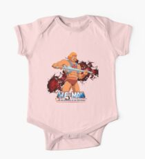 He Man - Masters of the Universe One Piece - Short Sleeve