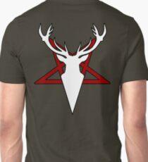 pentagram stag cernunnos witchcraft pagan Unisex T-Shirt
