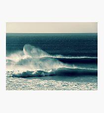 Lámina fotográfica Un sueño de los surfistas
