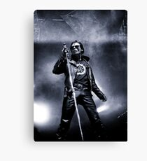 The Sisters of Mercy - Andrew Eldritch Canvas Print
