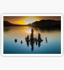 Crummock Stone Sculpture Sticker