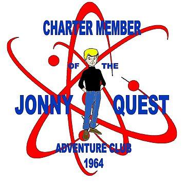 Jonny Quest Adventure Club 1964 by drquest
