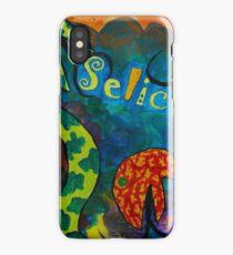 Selictium ipos quexius iPhone Case