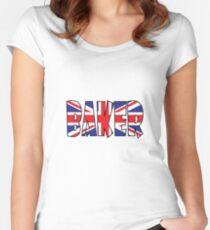 Baker (UK) Women's Fitted Scoop T-Shirt