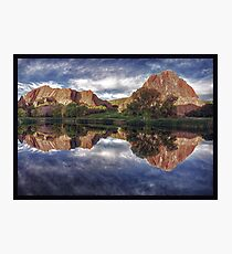 Colorful Colorado by Lena Owens/OLena Art Photographic Print