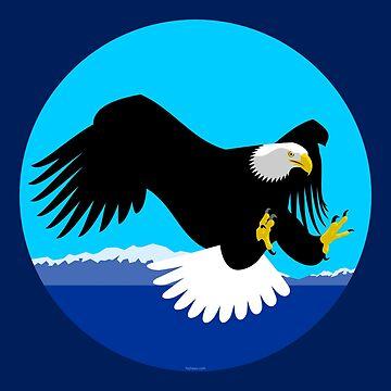 Eagle by tudi