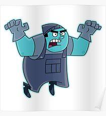 Danny Phantom : I AM THE BOX GHOST Poster