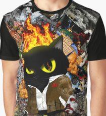 Cat Behemoth (Master & Margarita) Graphic T-Shirt