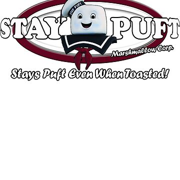 Stay Puft Marshmallows by violett216