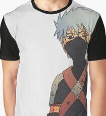 Kakashi Kids Graphic T-Shirt