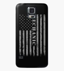 Mechanic Cool Novelty Soft Screen Printed Summer Graphic Gift Tshirt Case/Skin for Samsung Galaxy