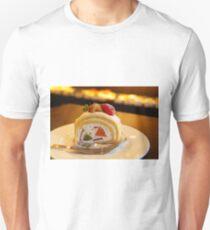 Evening Strawberry Dessert T-Shirt