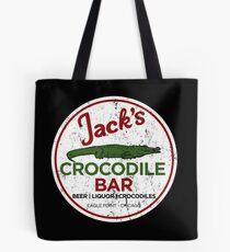 Jacks Crocodile Bar Tote Bag