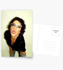 miss muffet Postcards