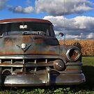 Rusty Caddie by Lyle Hatch