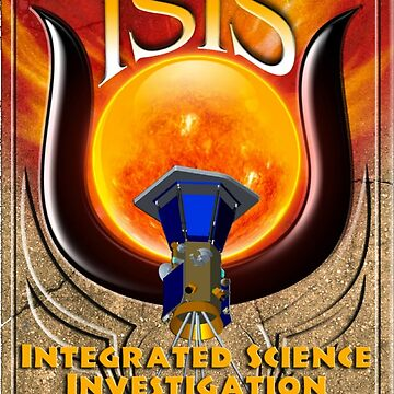 Integrated Science Investigation of the Sun (ISIS) by Spacestuffplus
