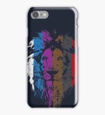 BJJ Belt Rank Lion Face for Jiu Jitsu iPhone Case/Skin
