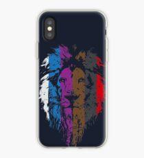 BJJ Belt Rank Lion Face for Jiu Jitsu iPhone Case