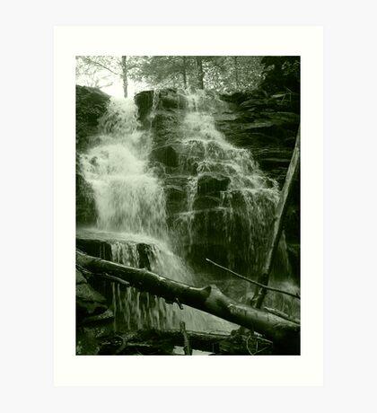 Erie Falls Art Print