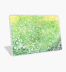 Swirly Chameleon Laptop Skin