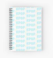KPOP Spiral Notebook
