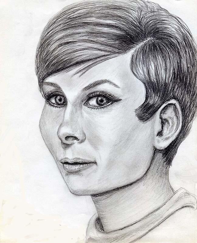 Audrey by MayWebb