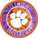Clemson Universitätskreis von its-anna