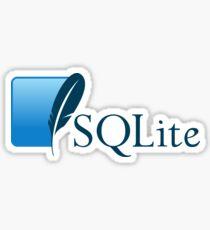 SQLite Sticker