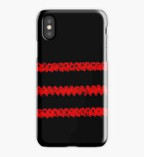 Crochet pyramid digitally manipulated iPhone Case/Skin