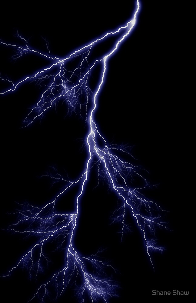 Lightning Strike by Shane Shaw