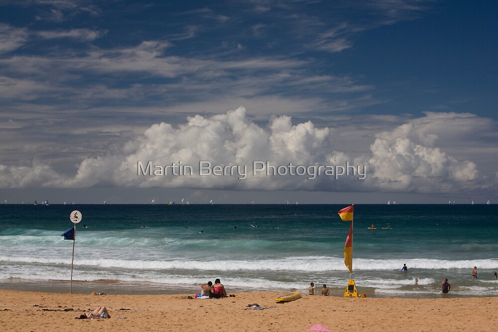 Palm Beach Sydney by Martin Berry Photography