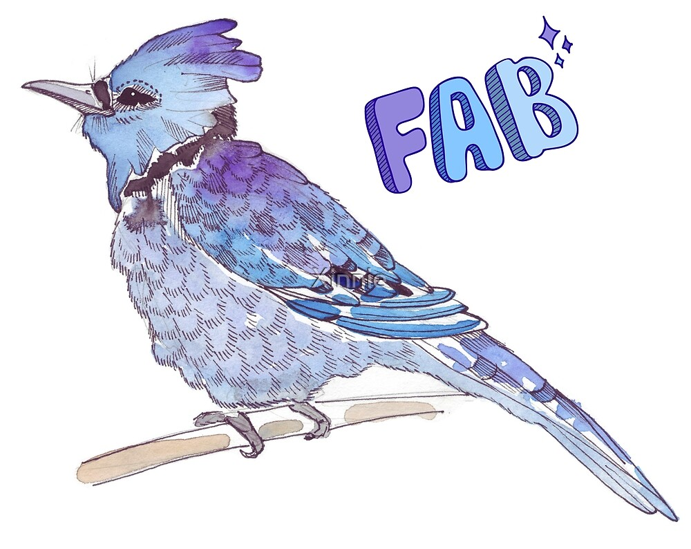 Feeling fab today by Xinnie