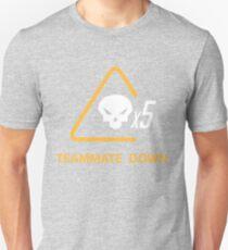 mercy team mate down T-Shirt