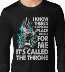 Goku Vegeta Long Sleeve T-Shirt