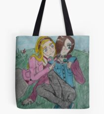 reality series: friendship Tote Bag